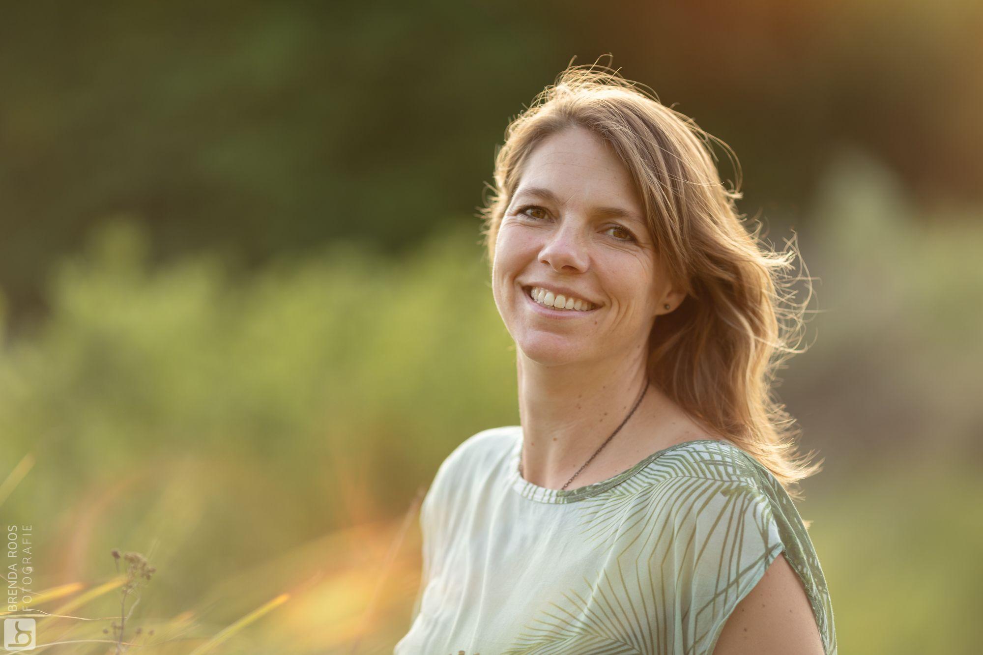 Voet-specialist Joyce Bogtman