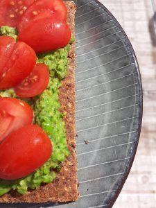 erwten-spinazie spread