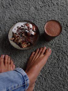 Gezondere chocolademelk